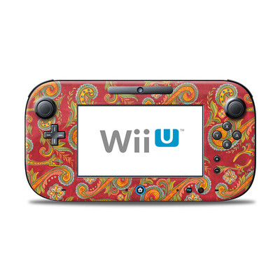Wii U Controller Skin - Shades of Fall