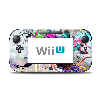 Wii U Controller Skin - Streaming Eye
