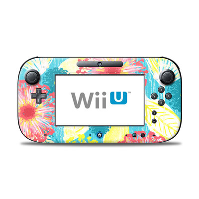 Wii U Controller Skin - Tickled Peach