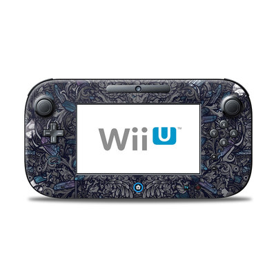 Wii U Controller Skin - Time Travel