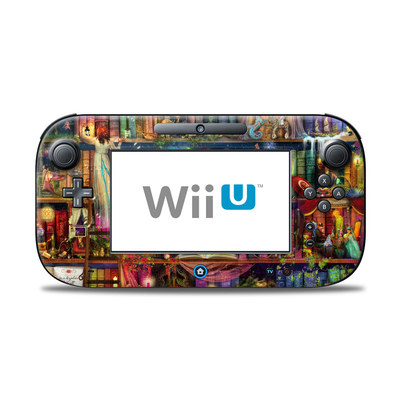 Wii U Controller Skin - Treasure Hunt