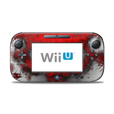 Wii U Controller Skin - War Light