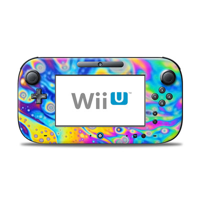 Wii U Controller Skin - World of Soap