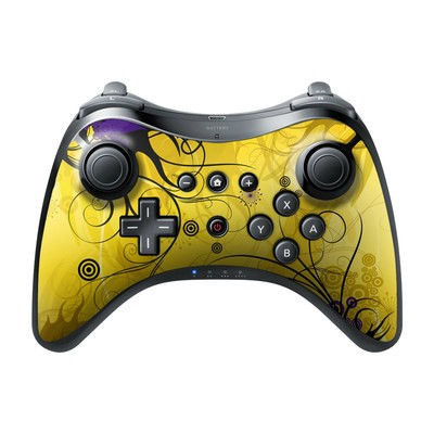 Nintendo Wii U Pro Controller Skin - Chaotic Land