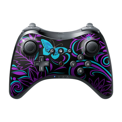 Nintendo Wii U Pro Controller Skin - Fascinating Surprise