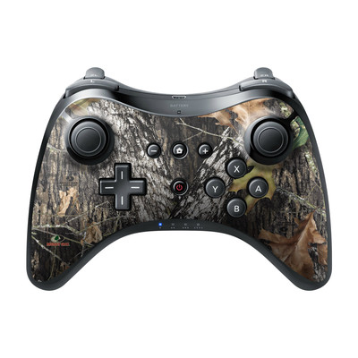 Nintendo Wii U Pro Controller Skin - Break-Up