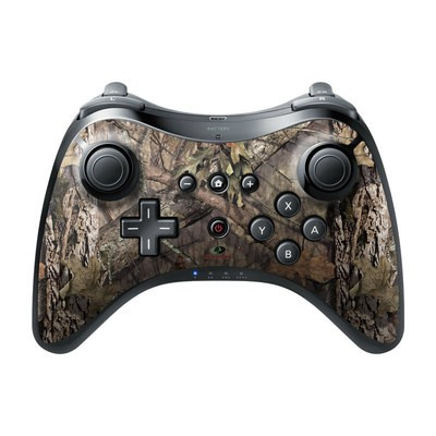 Nintendo Wii U Pro Controller Skin - Break-Up Country