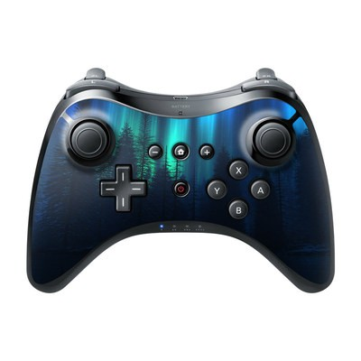 Nintendo Wii U Pro Controller Skin - Song of the Sky