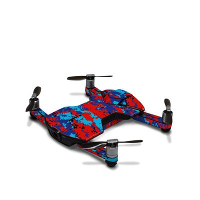 Wingsland S6 Skin - Digital Patriot Camo
