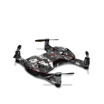 Wingsland S6 Skin - Digital Urban Camo