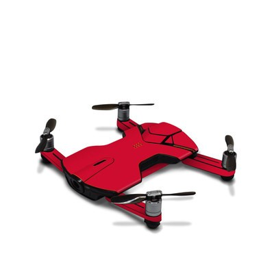 Wingsland S6 Skin - Solid State Red