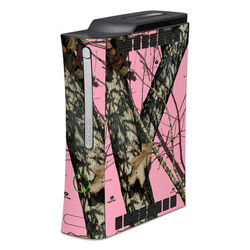 Xbox 360 Skin - Break-Up Pink