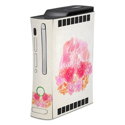 Xbox 360 Skin - Beautiful