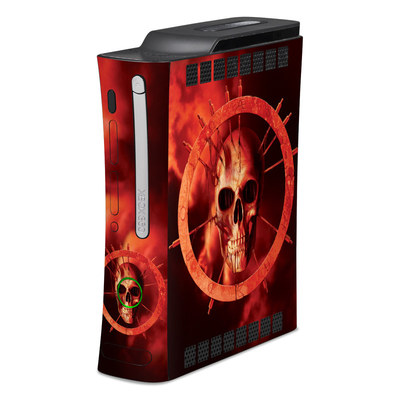 Xbox 360 Skin - Blood Ring