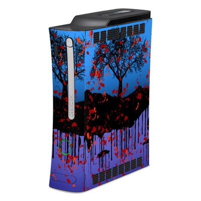 Xbox 360 Skin - Cold Winter