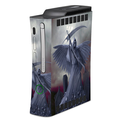 Xbox 360 Skin - Death on Hold