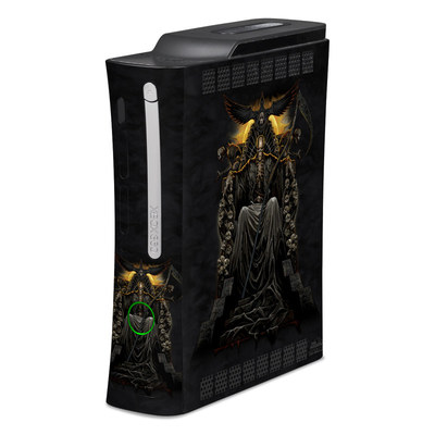 Xbox 360 Skin - Death Throne
