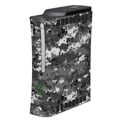 Xbox 360 Skin - Digital Urban Camo