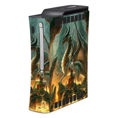 Xbox 360 Skin - Dragon Mage
