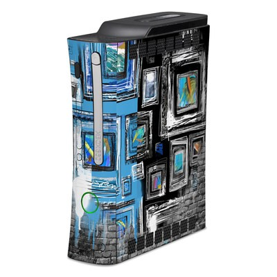 Xbox 360 Skin - Dripping Walls