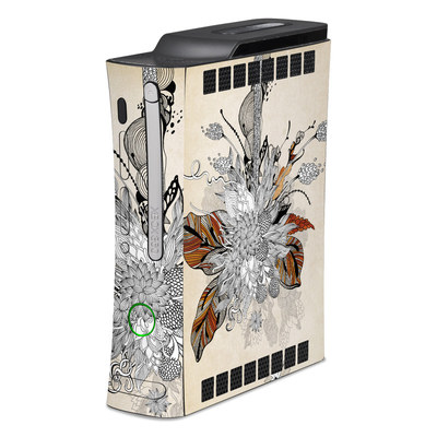 Xbox 360 Skin - Fall Floral
