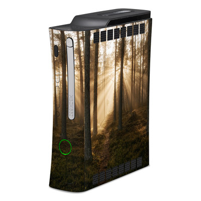 Xbox 360 Skin - Misty Trail