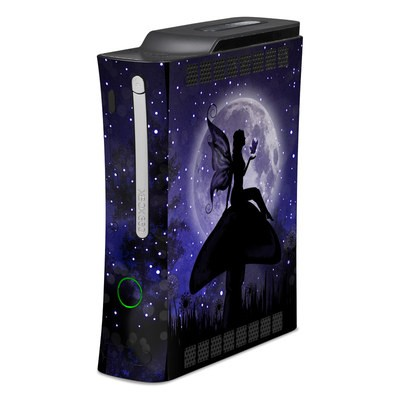 Xbox 360 Skin - Moonlit Fairy