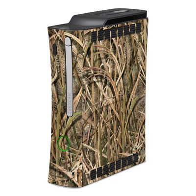 Xbox 360 Skin - Shadow Grass Blades