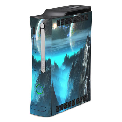Xbox 360 Skin - Path To The Stars