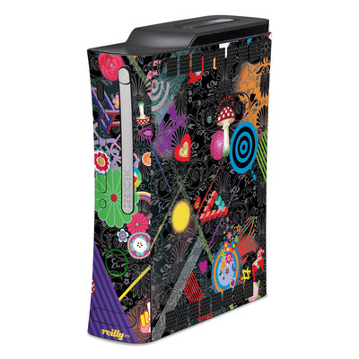 Xbox 360 Skin - Play Time