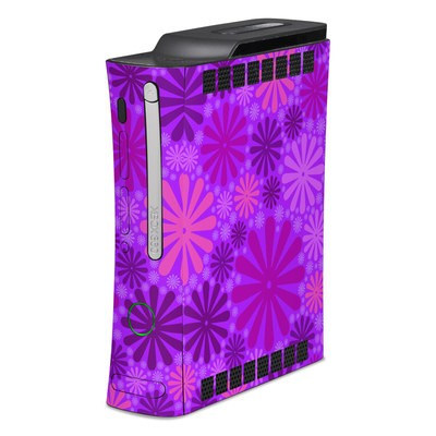 Xbox 360 Skin - Purple Punch