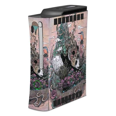 Xbox 360 Skin - Sleeping Giant