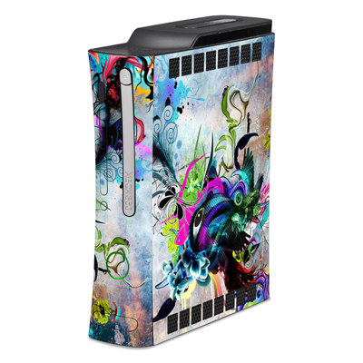 Xbox 360 Skin - Streaming Eye