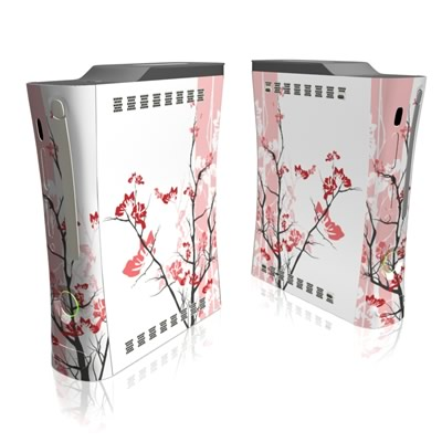 Xbox 360 Skin - Pink Tranquility
