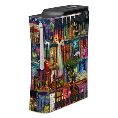 Xbox 360 Skin - Treasure Hunt