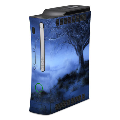 Xbox 360 Skin - World's Edge Winter