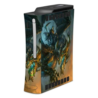 Xbox 360 Skin - Wings of Death