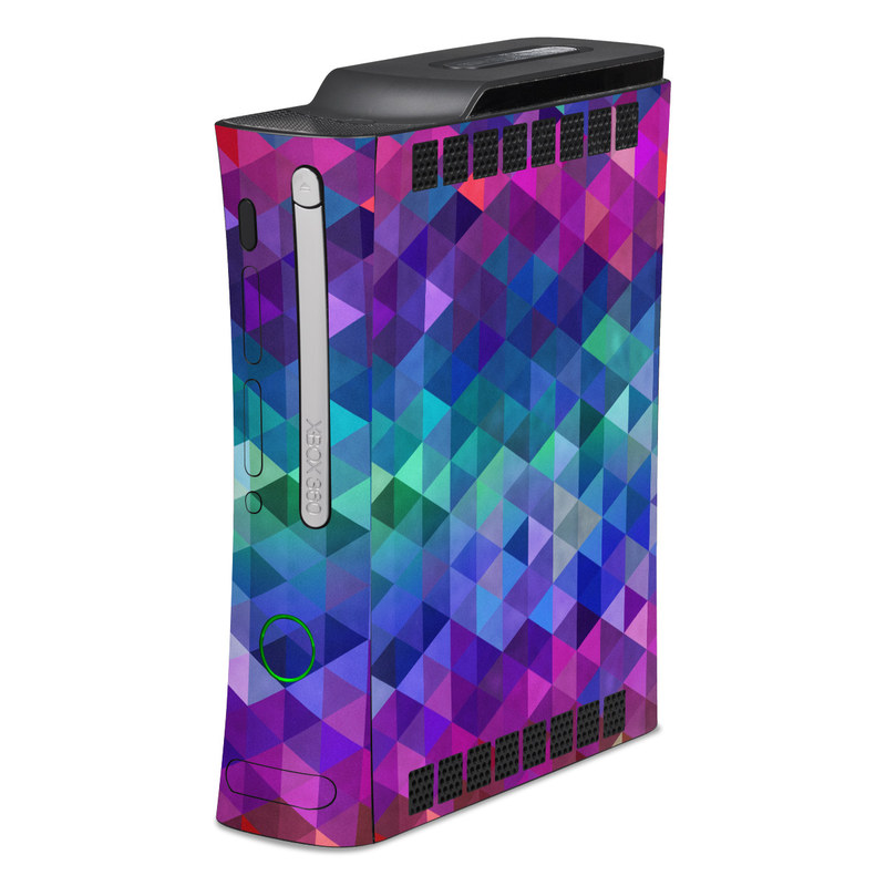Xbox 360 Skin - Charmed by FP | DecalGirl Xbox 360 Console Skins