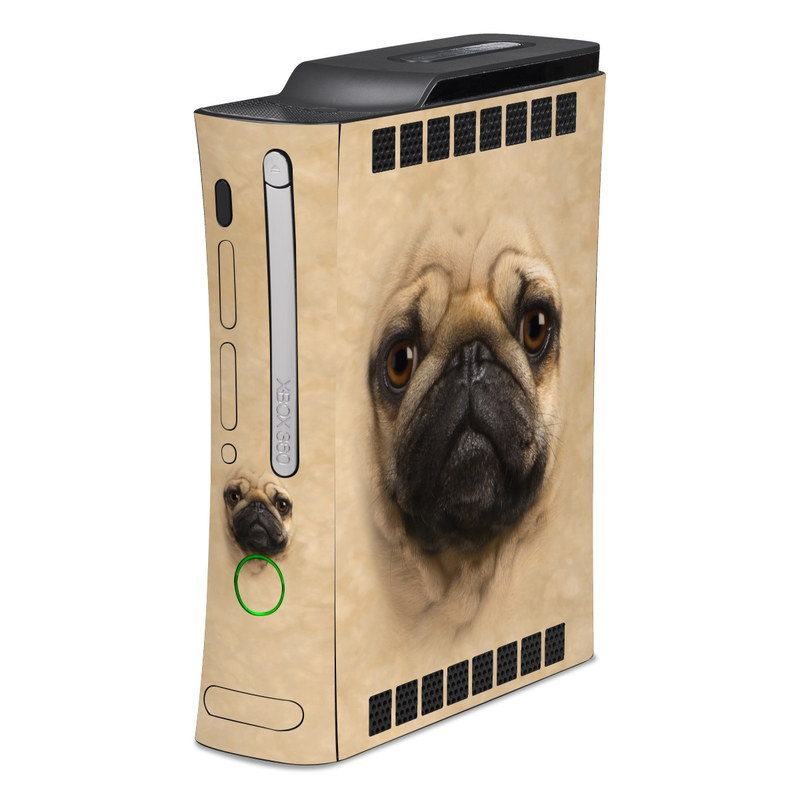Xbox One Camo Skins Xbox 360 Skin - Pug by...