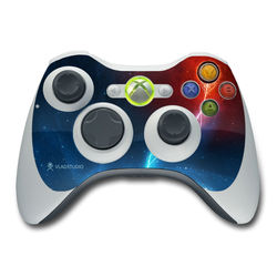 Xbox 360 Controller Skin - Black Hole
