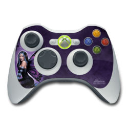 Xbox 360 Controller Skin - Night Fairy