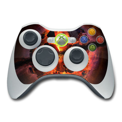 Xbox 360 Controller Skin - Aftermath
