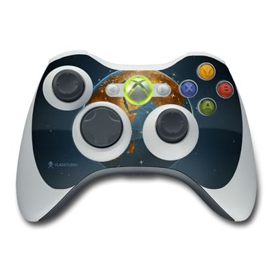 Xbox 360 Controller Skin - Airlines