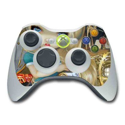Xbox 360 Controller Skin - Alice in a Dali Dream