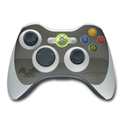 Xbox 360 Controller Skin - Army Crest