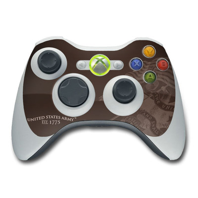 Xbox 360 Controller Skin - Army Preserved