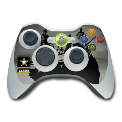 Xbox 360 Controller Skin - Army Troop