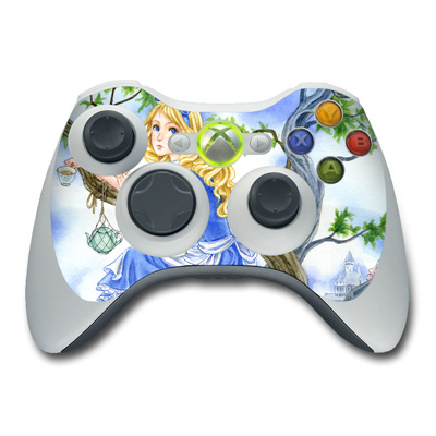 Xbox 360 Controller Skin - Alice's Tea Time