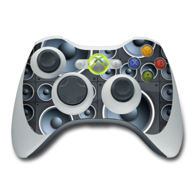 Xbox 360 Controller Skin - Bass is Good