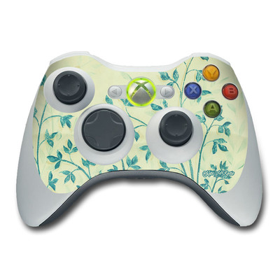 Xbox 360 Controller Skin - Beauty Branch